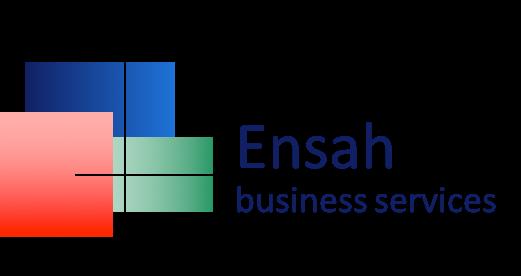Ensah logo - Ensah Business Services - Ernst Boertje - Oracle / JDE / JD Edwards / Fusion / Cloud / R12 / EBS / E-Business Suite /  SAP / SAP HANA / NetSuite / PeopleSoft / Exact / Nav / AX / 365 / Dynamics / Microsoft / Agresso / Unit4 / ERP / Kofax / Docspro / Canon / Capgemini / PwC / IBM / Ordina / TIE Kinetix / WFW / Simplerinvoicing / Business Analyst / Functional consultant / Controller / RC / pakketselectie / implementatie / beheer